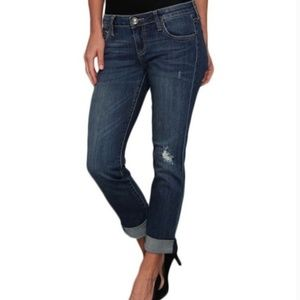 Kut from the Kloth > Catherine Boyfriend Cut Jeans